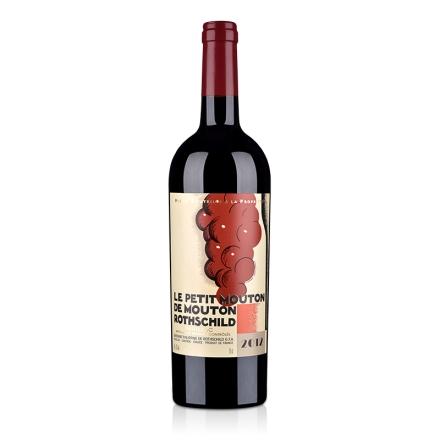 (列级庄·名庄·副牌)木桐酒庄2012干红葡萄酒750ml (又名小木桐)