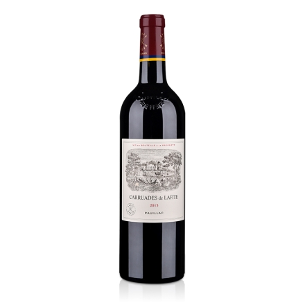 (列级庄·名庄·副牌)拉菲古堡2013干红葡萄酒750ml(又译:小拉菲)