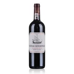 (列级庄·名庄·正牌)法国龙船城堡2012红葡萄酒750ml