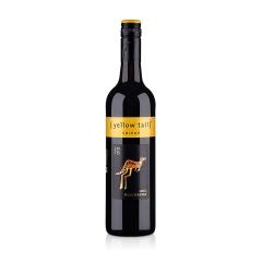 澳大利亚黄尾袋鼠西拉红葡萄酒750ml(又名:西拉子、设拉子)