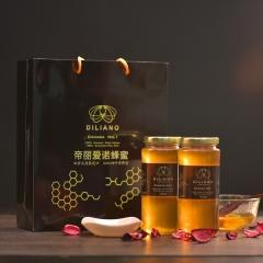 【聚好喝特卖】加拿大帝丽爱诺蜂蜜礼盒500*2