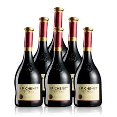 【结婚季】法国酒庄香奈西拉干红葡萄酒750ml(6瓶装)