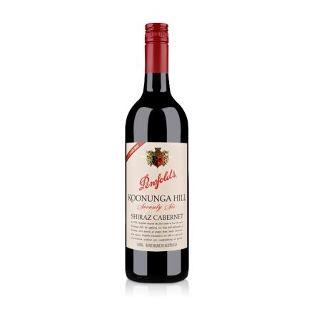 【红酒特卖】澳大利亚奔富酒园寇兰山76干红葡萄酒750ml