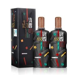 46°宝丰国标老酒15· 1000ml(双瓶装)