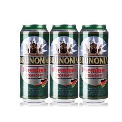 德国埃丝伯爵清啤酒500ml(3瓶装)