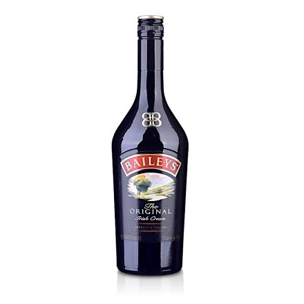 17°爱尔兰百利甜酒750ml(新版)