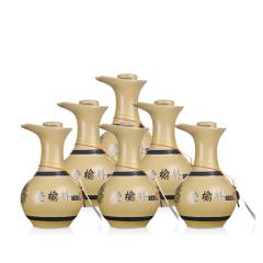 50°老榆林酒250ml(6瓶装)