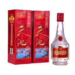 46°新疆天池特曲500ml(双瓶装)