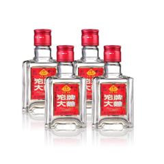 50°沱牌大曲125ml(2010年)4瓶装