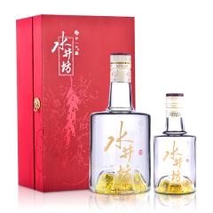 【老酒特卖】52°水井坊节庆装 500ml+100ml(2011年)