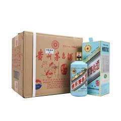 53°贵州茅台酒庚子鼠年生肖纪念酒(2020年)500ml*6瓶整箱装